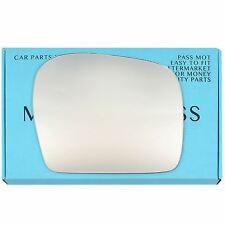 Right Driver side Flat Wing door mirror glass for Toyota Hilux 1998-2005