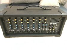 Yorkville Audiopro Micromix MP8 **VINTAGE** 8-CHANNEL MIXER/POWER AMP COMBO 300W