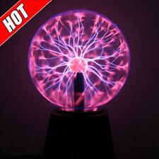Plasmakugel 20+10cm Retro Plasmaball Party Deko Lichteffekt Plasma Lampe Leuchte