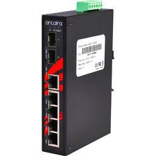 Switch PoE antaira lnp-0702g-sfp-t