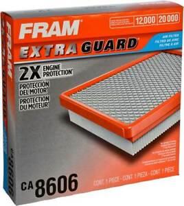 NEW FRAM Air Filter-Extra Guard  CA8606