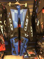 clice clothing Riding  Kit trousers small blue Black White Gasgas Sherco Beta