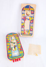 Rare Vintage Speller Tutor Toy by Hollywood Speciality Co with Box, Instructions