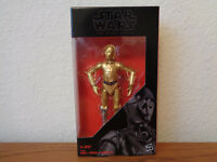 Star Wars Black Series C3PO w/ Silver Leg Exclusive 6 Inch Figure C-3PO