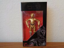 """Star Wars Black Series C-3PO with Silver Leg Exclusive 6"""" Figure MIB IN HAND"""