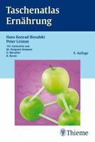 Taschenatlas der Ernährung Hans Konrad, Biesalski, und Grimm, Peter: