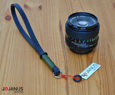 Camera Leather wrist strap | Handmade | FujiFilm X Leica Typ Olympus OM-D Nikon