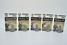 Nano Halo Jeu complet de 12-100/% Die-cast métal-neuf scellé