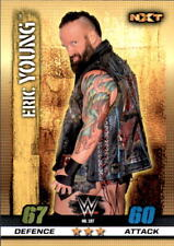 WWE Slam Attax - 10th Edition - Nr. 197 - Eric Young - NXT