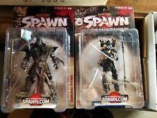 Series 19 Dark Ages Samurai Wars Collection McFarlane Spawn Lotus Angel Warrior