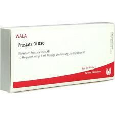 PROSTATA GL D 30 Ampullen 10X1ml PZN 3354537