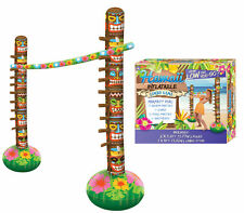 Inflatable Limbo Game - Toy Hawaiian Beach Pool Party Summer Game Gift Present