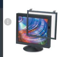 3M anti-glare black framed computer filter ex10xxl screen