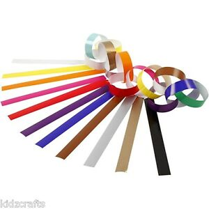 Paper Chains Assorted Glossy Colours - Pack of 400