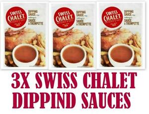3 Packs Swiss Chalet Dipping Sauce Mix 36g; Canada Fresh to 2022; FREE SHIPPING