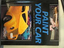 PAINT YOUR CAR, A STEP BY STEP HOW TO GUIDE
