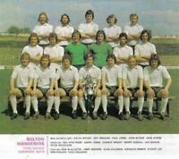 LEAGUE Review retro football magazine team picture – VARIOUS A to D