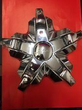 ARELLI Chrome Wheel Rim Center Cap 105-100C