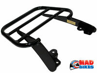 Suzuki GSF1200 GSF1250 Bandit Renntec Sports Luggage Rack / Carrier Rack Black
