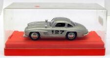 Solido 1/43 Scale Diecast MS12 - 1958 Mercedes 300SL - #127 Silver