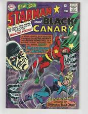 The Brave and the Bold #61/Silver Age DC Comic Book/Black Canary Origin/FN-VF