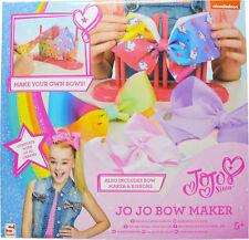 JoJo Siwa Unicorn Bow Maker Girls Craft Toy