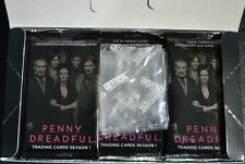 Cryptozoic Penny Dreadful Complete Base Set Box Wrappers Trading Cards Horror