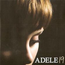 Adele  – 19 / XL Recordings CD 2008 OVP