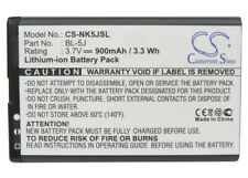 New Battery for Nokia 5800  5800T  5800 Xpress Music Replacement BL-5J