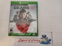 Gears 5 Gears of War 5 - Xbox One * New Sealed * 4K Ultra HD Co-op & Online