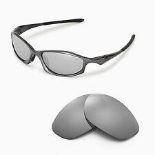 New Walleva Polarized Titanium Lenses For Oakley Hatchet Wire