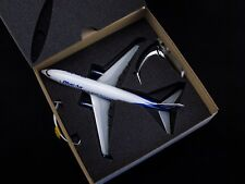 Handmade Aircraft Airplane Model BOEING 737-800 (M1:100 BLUE AIR)
