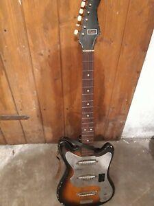 Alte Suzuki E-Gitarre