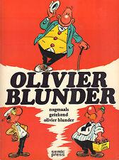 OLIVIER BLUNDER 02 - NOGMAAL GETEKEND OLIVIER BLUNDER