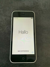 Apple iPhone 5c - 16GB - Weiß (entsperrt, ohne Simlock) A1507 (deutsche Version)