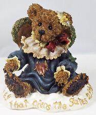 Boyds Bearstone Figurine, Gwain – Love Is The Master Key, #99568V or 228319, New