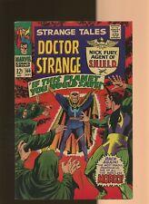 Strange Tales 160 VG+ 4.5 * 1 * 1st Jimmy Woo! Nick Fury! Dr. Strange! Steranko!