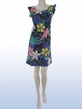 Abito donna corto floreale H&M TG eur 170 cm