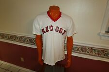 NWOT VINTAGE RAWLINGS BOSTON RED SOX BASEBALL JERSEY MENS SIZE MED FROM THE 80s