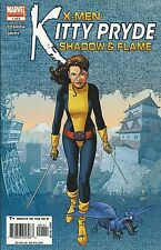 Marvel X-Men Kitty Pryde Shadows and Flame comic issue 1