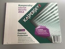 Kaspersky Internet Security 2012, New Sealed