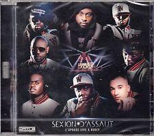 "CD ALBUM SEXION D'ASSAUT ""L'APOGEE LIVE A BERCY"" (NEUF SCELLE)"