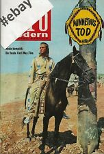 Winnetou im Film -  Broschüre - Seminarfacharbeit - Karl May - Brice - Barker