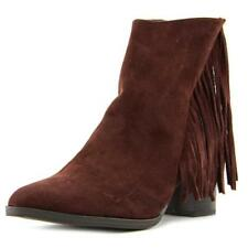 Botas de mujer de tacón alto (más que 7,5 cm) de color principal marrón Talla 41.5
