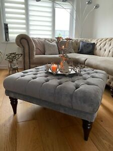 Ottomans Footstools For Sale Ebay