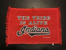 """""""The Tribe Is Alive"""" 1996 Ralley Towel"""