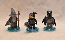 Lego Dimensions Figure Set Batman Gandalf Wyldstyle (No Game or Portal) XBOX PS3