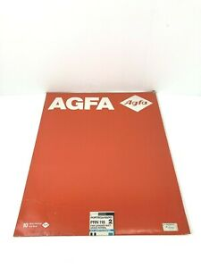 """Vintage Agfa 16 x 20"""" Portriga Rapid PRN 118 2 Fine Grained Matte Baryta 1lb 6oz"""