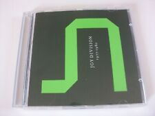 "JOY DIVISION  ""Substance 1977-1980"" CD"