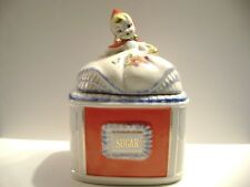 Vintage Hull Little Red Riding Hood Sugar Canister